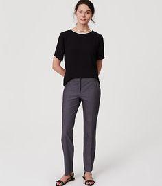Image of Custom Stretch Pencil Pants in Marisa Fit