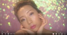 DAS uses the BITE Multisticks to create the perfect pink glowy makeup look! #Entry