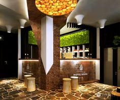 Hotel Sosna by Tolicci Design Studio