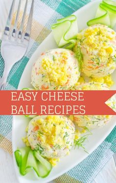 Rachael Ray and food stylist Grant Melton showed off easy appetizer recipes. She made an Everything Bagel Cheese Ball and he did a Honey Dijon Cheese Ball. http://www.recapo.com/rachael-ray-show/rachael-ray-recipes/rachael-everything-bagel-cheese-ball-recipe-honey-dijon-cheese-ball/