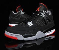 #jordan #bred #4