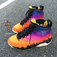 Air Jordan 9 Over The City - Sneakers Nike - Ideas of Sneakers Nike - Air Jordan 9 Over The City Air Jordan 9, Jordan Swag, Sneakers Mode, Sneakers Fashion, Fashion Shoes, Shoes Sneakers, Sneakers Nike Jordan, Jordan Shoes Girls, Girls Shoes