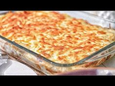 Chicken and Potatoes Bake with Bechamel Sauce - The Best Chicken Recipes Potato Sauce, Chicken Potato Bake, Chicken Potatoes, Baked Chicken, Tahini Chicken, Chicken Meals, Recipes With Chicken And Potatoes, Best Chicken Recipes, Easy Baking Recipes