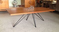 Kurrlson Atomic coffee table base