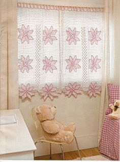 cortinas de croche 4.jpg (804×1089)