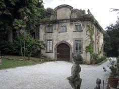Villa di Corliano.  By Antonio Lombardi.