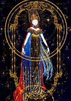Psy Art, Goddess Art, Pretty Art, Aesthetic Art, Oeuvre D'art, Art Inspo, Amazing Art, Art Reference, Character Art