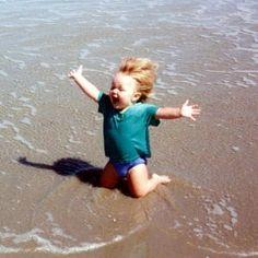 """Yeahhh, life, here I am!!"""