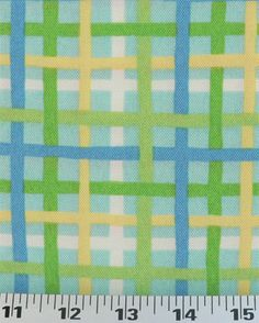 Baja Plaid Turquoise - Indoor/Outdoor | Online Discount Drapery Fabrics and Upholstery Fabric Superstore!