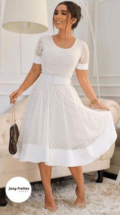 Stylish Dresses, Stylish Outfits, Casual Dresses, Shweshwe Dresses, Rehearsal Dinner Dresses, Modesty Fashion, Latest African Fashion Dresses, Formal Evening Dresses, White Fashion