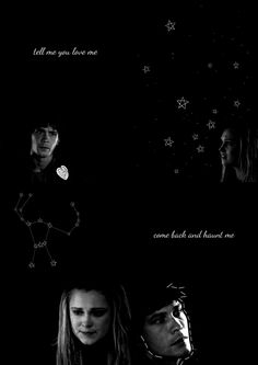 Bellamy, Clarke, Bellarke, the 100, tumblr