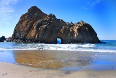 Pfeiffer Beach- Big Sur, California: Beau and I drove up part of the California coast a few years ago and this was one of the prettiest places I have ever seen.