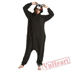 Adult Bear Kigurumi Onesie Pajamas / Costumes for Women & Men