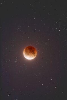 5 fantastic photos of lunar eclipses