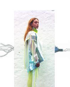 Anqi Wang  — BA (Hons) Fashion Design Technology: Womenswear