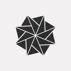 DAILY MINIMAL — #AU15-304 A new geometric design every day