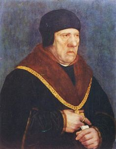 Sir Henry Wyatt  - Hans Holbein the Younger -