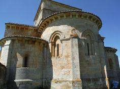 Iglesia de Santa Eufemia de Cozuelos La iglesia de Santa Eufemia de Cozuelos fue la iglesia de un antiguo monasterio benedictino perteneciente a la Orden de Santiago, datada en el siglo XII.
