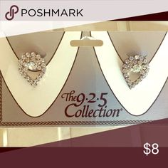 The 9 to 5 Collection Shoe Clips The 9 to 5 Collection Shoe Clips.  The perfect Rhinestone shoe clips to dress up those party shoes! 👠 Excellent condition. Could also be used on a purse! Shoes