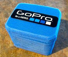 DIY GoPro Pelican Style Case *100% household scraps*