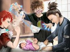 shikamaru and temari baby - Google Search
