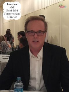 I had the pleasure of interviewing Tomorrowland director Brad Bird. Just in the 15 minutes that we had, there was no doubt that he is a very smart man!