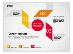 http://www.poweredtemplate.com/powerpoint-diagrams-charts/ppt-stage-diagrams/01946/0/index.html Origami Style Options