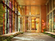 If colour ever becomes its own religion, I think I found the ideal place of worship. Designed by Olson Kundig Architects, the redevelopment of Gethsemane Lutheran Church in Seattle is a striking combination of modern lines and glowi ...