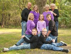 Family- large group pictures