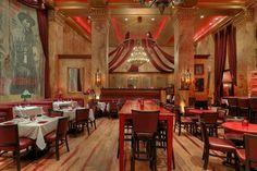Red Square Restaurant Las Vegas