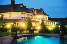Oliver's Restaurant & Lodge Conference Venue in White River situated in the Mpumalanga Province of South Africa. Provinces Of South Africa, Golf Hotel, Conference, Tours, Restaurant, River, Mansions, Luxury, House Styles