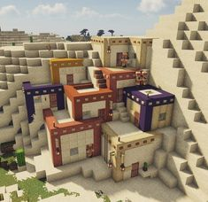 Just sharing this build by must say it is pretty cool : Minecra. - Just sharing this build by must say it is pretty cool : Minecraft Minecraft Building Guide, Minecraft Plans, Minecraft Room, Minecraft Tutorial, Minecraft Blueprints, Minecraft Furniture, Minecraft Stuff, Minecraft Blocks, Minecraft Survival