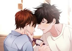 Manga Anime, Comic Anime, Manhwa Manga, Anime Eyes, Shonen Ai, Fanart, My Hero Academia Manga, Anime Love, Anime Couples