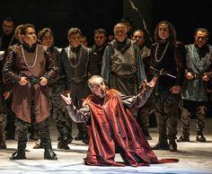 Rigoletto en el Palacio de Bellas Artes de México Dic 2014