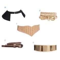Fashion: Belts