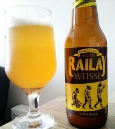 Railay Weisse Croman Brewery