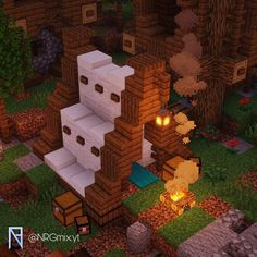 """941 mentions J'aime, 8 commentaires - Minecraft Builder 