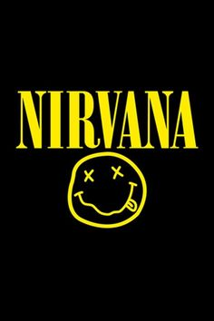 The most influential alternate grunge band in rock history. Amazing and crazy band.P Kurt Cobain. Music Love, Music Is Life, Good Music, Rock Logos, The Beatles, Jimi Hendricks, Digital Foto, Rock Poster, Nirvana Kurt Cobain