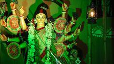 Durga by Queen-Ade.deviantart.com on @deviantART