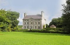 Detached house for sale in Shinrone, Co Offaly, Ireland Park Homes, Detached House, 18th Century, Britain, Home And Garden, Exterior, Mansions, Architecture, House Styles