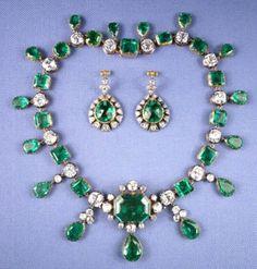 offert par Catherine II de Russie au duc de Buckinghamshire