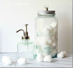 Glass Paint on Mason Jars - Mason Jar Crafts Love