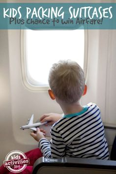 Packing Kids to Travel & Win Airfare on Southwest! - Kids Activities Blog