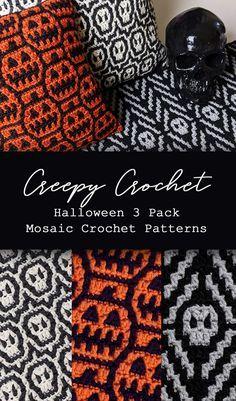 Crochet Fall, Holiday Crochet, Crochet Home, Cute Crochet, Crochet Crafts, Yarn Crafts, Christmas Crochet Blanket, How To Crochet, Crochet Blanket Patterns