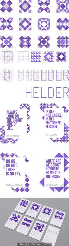 HELDER Identity - cooee - created via http://pinthemall.net
