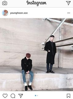 Go and follow YoungHoon on Istagram♥