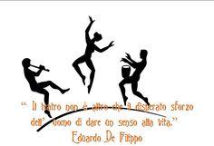 Eduardo De Filippo Tutte le citazioni di Teatrolieve: http://bit.ly/Citalievi