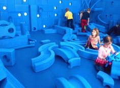 Play, Work, & Build at the National Building Museum | KidFriendly DC