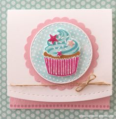 Sweet card by Tatiana using Simon Says Stamp Exclusives.