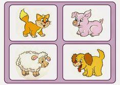 Fejlesztő Műhely: Logo Kuckó Bingo, Farm Animals, Comics, School, Flashcard, Special Education, Activities, Animales, Farmhouse